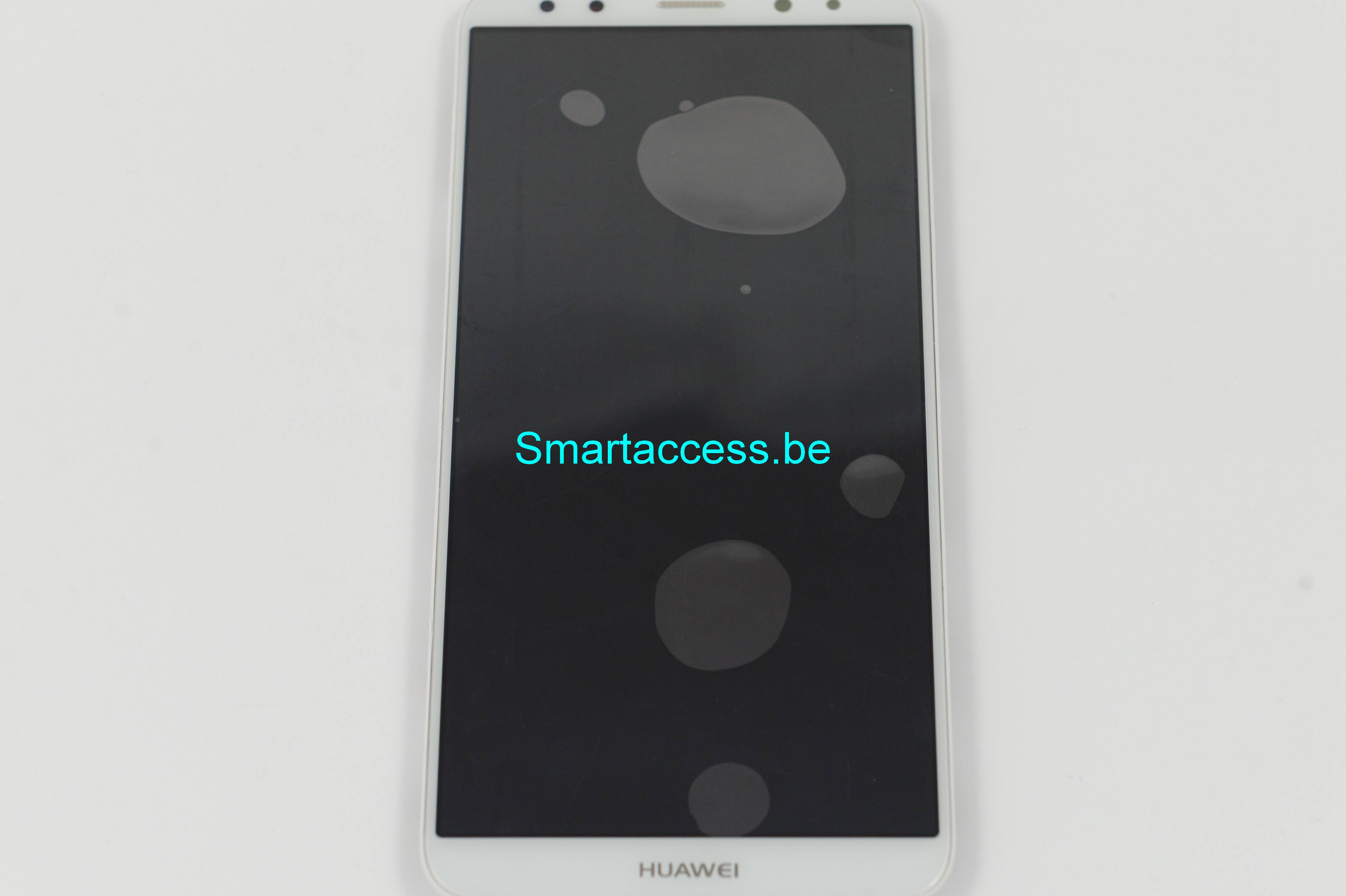 HUAWEI Mate 10 Lite Ecran LCD + Chassis White