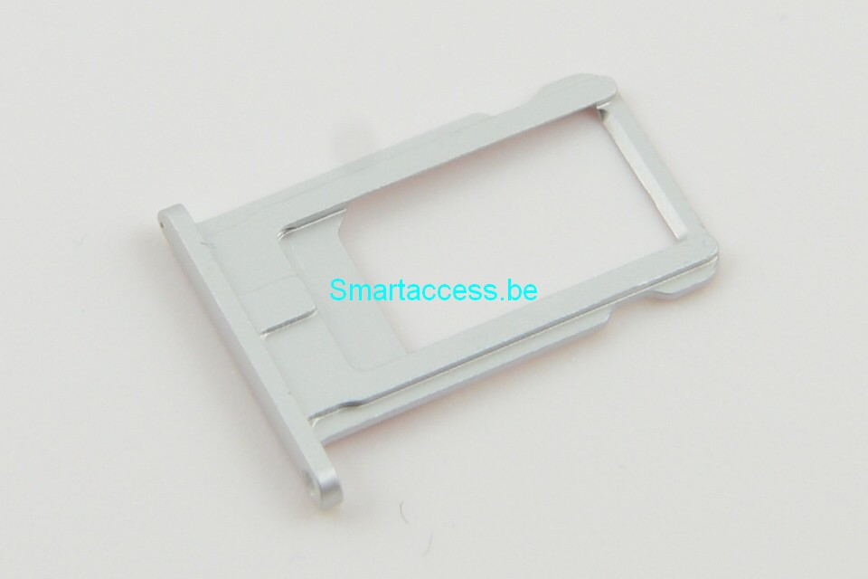 iPhone 6 Rack tiroir de carte SIM argent