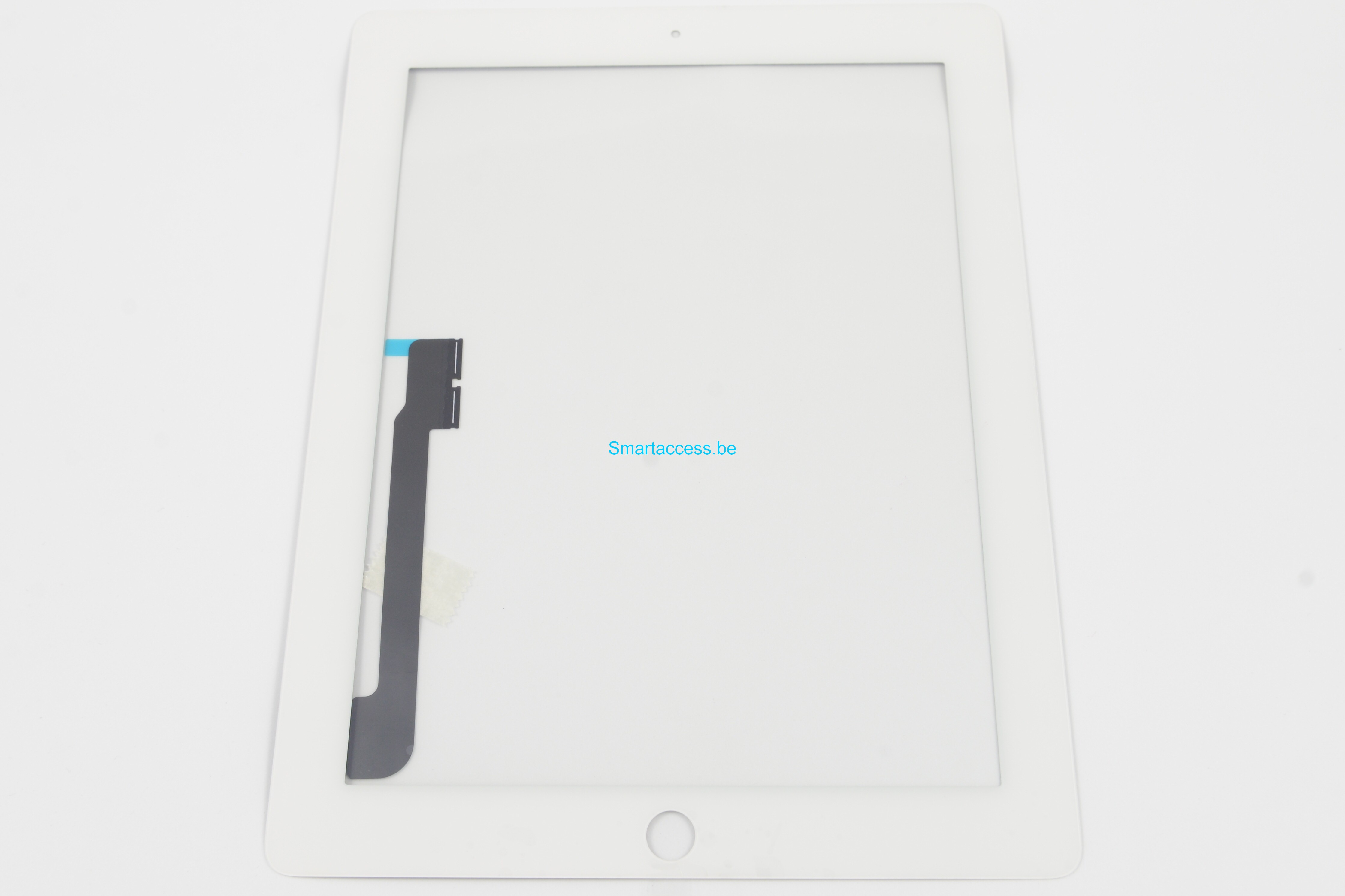 Vitre tactile iPad 4 blanc original