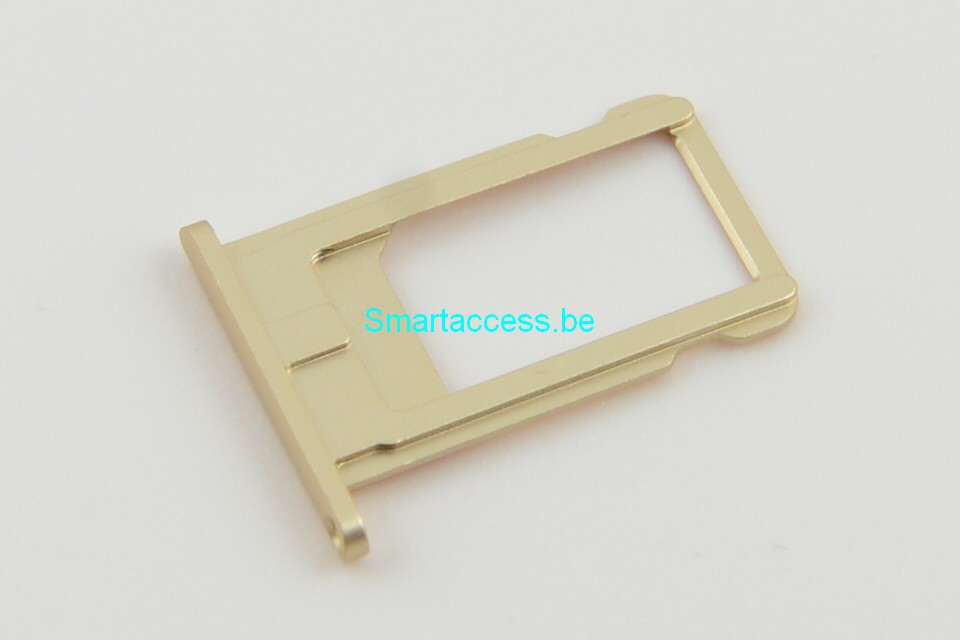 iPhone 6 Rack tiroir de carte SIM or